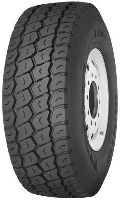 XZU S Wide Base Tires